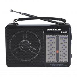 Radio AM/FM 3 Bandas - RA38