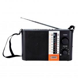 Radio AM/FM 4 Bandas - RX188BT