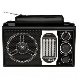 Radio AM/FM 8 Bandas - RX339BT