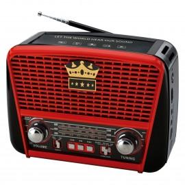 Radio AM/FM 3 Bandas - RX455BT