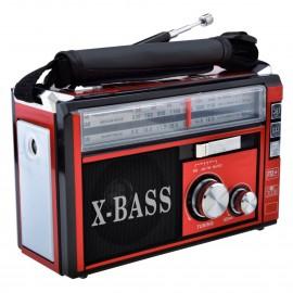 Radio AM/FM 3 Bandas - RX481BT