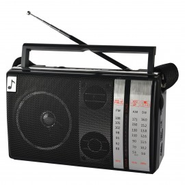 Radio AM/FM 3 Bandas - RX90BT