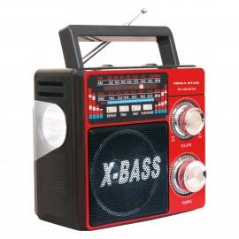 Radio AM/FM 4 Bandas -...