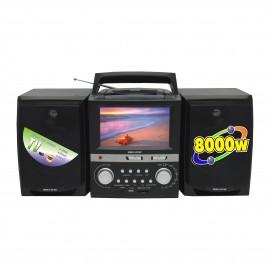 Minicomponente - DVD809T